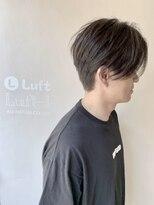 ルフト(Luft)【Luft】メンズ前下がりソフトツーブロック