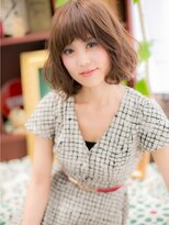 *+COVER HAIR+*…重・軽・バランス♪エアリーボブディc