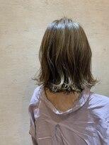 ヘアドレス レイ(Hair dress Lei)BOB × highlight