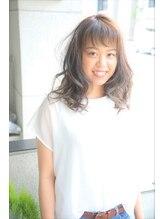 ルーナヘアー(LUNA hair)『京都ルーナ』3Dシルバーグレージュ【草木真一郎】 ブルージュ