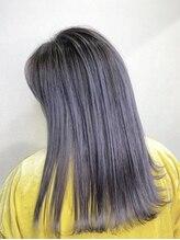 """圧倒的な技術で魅せる""""art to hair""""のデザインカラー★"""