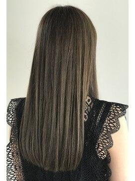 ヘアーアンドエステティック ヴェリス(hair&esthetic Velis)【Velis】ミルキーグレージュ