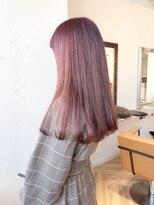 ルージュ(Rouge)【カラーリスト 山口槙也】春のピンクカラー