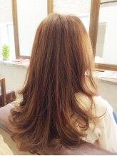 リオール(hair relaxation Re'all)ゆるふわロング