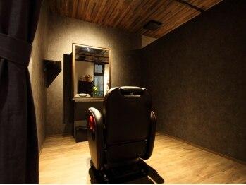クラウディア242(cloudia242)の写真/ゆったり寛げるプライベート空間♪メニュー豊富な隠れ家空間で,貴女のトータルビューティをプロデュース◆