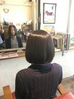 ヘア デザイン スタイリー(Hair Design stylee)ヘアドネーション ボブ
