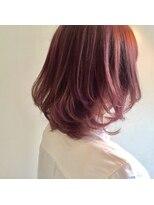 ピエドプール(PiED DE POULE)ピンク感は調節可能★おすすめ暖色カラー
