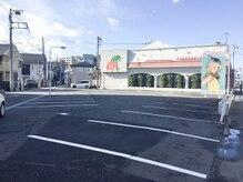 プログレス 新所沢店(PROGRESS)の雰囲気(87坪の大型サロン17台大型駐車場完備)