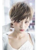 【miel hair blanc】外国人風☆プラチナグレージュ☆