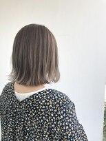 ヘアメイク オブジェ(hair make objet)ハイトーングレージュ☆★KAI☆★
