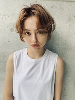 ヘアサロン ガリカ 表参道(hair salon Gallica)ハンサムショート