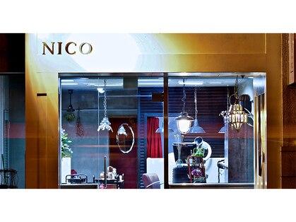 ヘアーメイク ニコ(hair make Nico)の写真