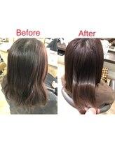 美容室 ネオ ルージュ(Neo Rouge)美髪ケア 髪質改善トリートメント