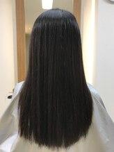 クラップス ヘアデザイン(CLapS hair design)簡単乾かすだけ!サラツヤ縮毛矯正