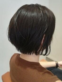 いちとき(ichitoki)の写真/経験豊富な実力派Stylistが徹底したカウンセリングで一人ひとりの骨格、髪質に合わせたスタイルを提案★