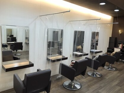 レグルス ヘアーデザイン パセオ野間大池店(Reglus hair design)の写真