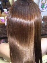 ヘアースタジオ ビームス 西江井ヶ島店(Hair Studio BEAMS)髪質ツヤツヤM3Dカラー