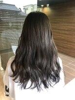 ヘアメイク シュシュ(Hair make chou chou)【林 有里子】マーメイドアッシュ×艶髪