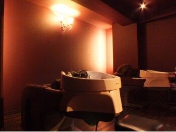 ヘアーデザイン アズール(Hair Design Azur)の写真/【ヘッドスパならAzurへ♪】北九州No.1クラスの『クリームスパ』体験!6種類のアロマで心から癒される…☆