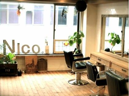 ニコ(Nico.)の写真