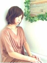 ヘアースタイリングサロン ライカ 戸越銀座店(Hair Styling Salon RAIKA)小顔パーマ