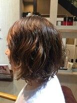 アイビーヘアー(IVY Hair)ラフウェーブBOB