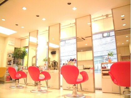 アンシャンテ ヘア プロダクト(Enchante hair product)の写真