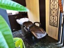 レイコ美容室 スミカワ店の雰囲気(リゾート感覚でのヘッドスパもご好評頂いております。)