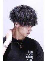 リップスヘアー 銀座(LIPPS hair)伝説の横顔『ネオサイドマッシュ』