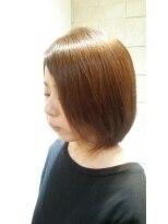 アイビーヘアー(IVY Hair)軽めボブスタイル