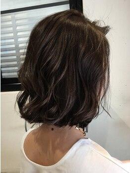 いちとき(ichitoki)の写真/自分らしさを追求し,こだわりを持つ大人女性にオススメ。一人ひとりに合わせた提案で、褒められヘアに◎