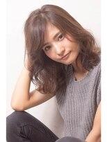 ミンクス ハラジュク(MINX harajuku)【藤田昂補】赤味を抑えた艶のあるアッシュカラー
