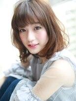 アグ ヘアー ドレス 喜久田店(Agu hair dress)モテ×ほつれ☆ミディカール