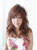 【Calon hair富小路】ナチュラルパーマスタイル(小路 慎一郎)