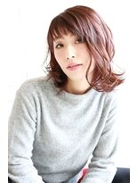 LiLy hair design ~ 外ハネミディアム