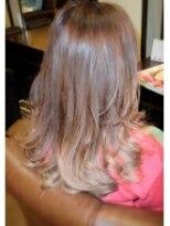 ヘアーリゾート ラヴィニール 新宿東口店(Hair Resort L´avenir)外国人風グラデーションカラー 【Lavenir 新宿】