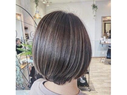 ヘアー ガーデン ルノン(Hair Garden Lunon)の写真