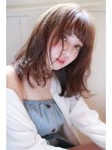 リーフェ バイアルティナ(Rife by artina)シースルーセミディ 【Rife海老名】