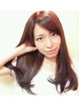 ヘアプレイス コラソン(hair place CORAZON)うる艶ストレート【亜希】