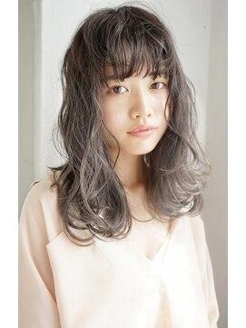 チェルシー(CHELSEA)フンワリ柔らかめパーマってミディアムが可愛い〈髪質改善〉