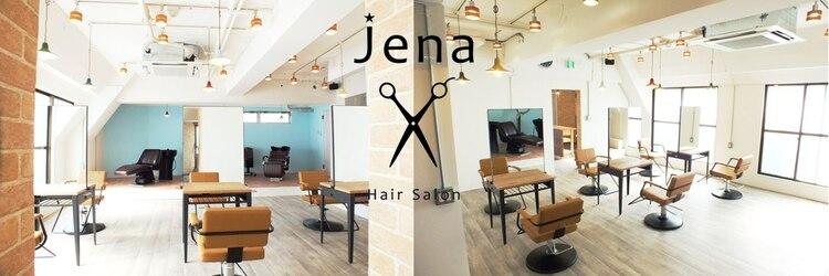 ジェナ(Jena)のサロンヘッダー