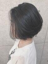 アールプラスヘアサロン(ar+ hair salon)3Dハイライト 外国人風 ブルージュ