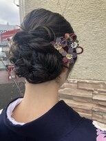 コレットヘア(Colette hair)卒業式セット-和-