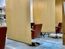 ディベスト ヘアーラウンジ(Dbest hair lounge)の雰囲気(コロナも安心☆周りを気にせずプライベート空間お寛ぎください☆)