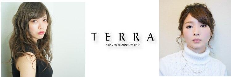 テラ(TERRA)のサロンヘッダー