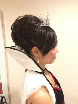 ヘアビューティー レクシー(REXY)☆ハロウィン☆トランプの女王