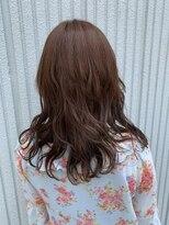 ネオヘアー 東向島店(NEO Hair)ゆるウェーブスタイル