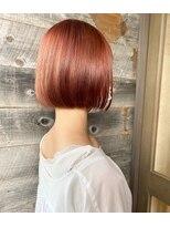 ヘアメイク アプト コンビネーション(HAIR MAKE apt combination)mini bob