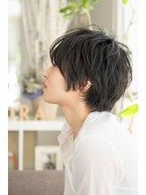 ソラ ヘアデザイン(Sora hair design)清潔感をまとう、大人のヘルシーショート