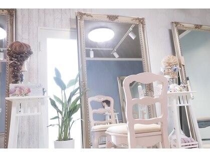 ヘアメイク ルーミエ(Hair Make Roumier)の写真